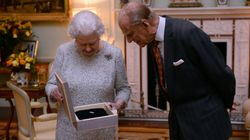 Queen's Gifts Revealed: Glitter Balls, Dog Bed And A Union Jack From A