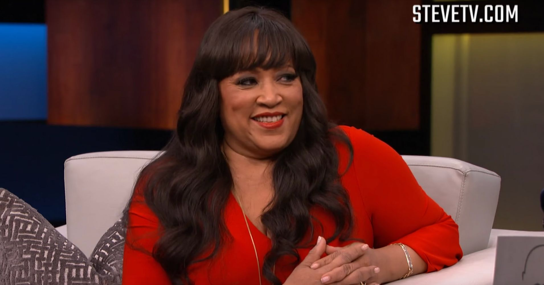 Jackée Harry Nude Top steve harvey | huffpost
