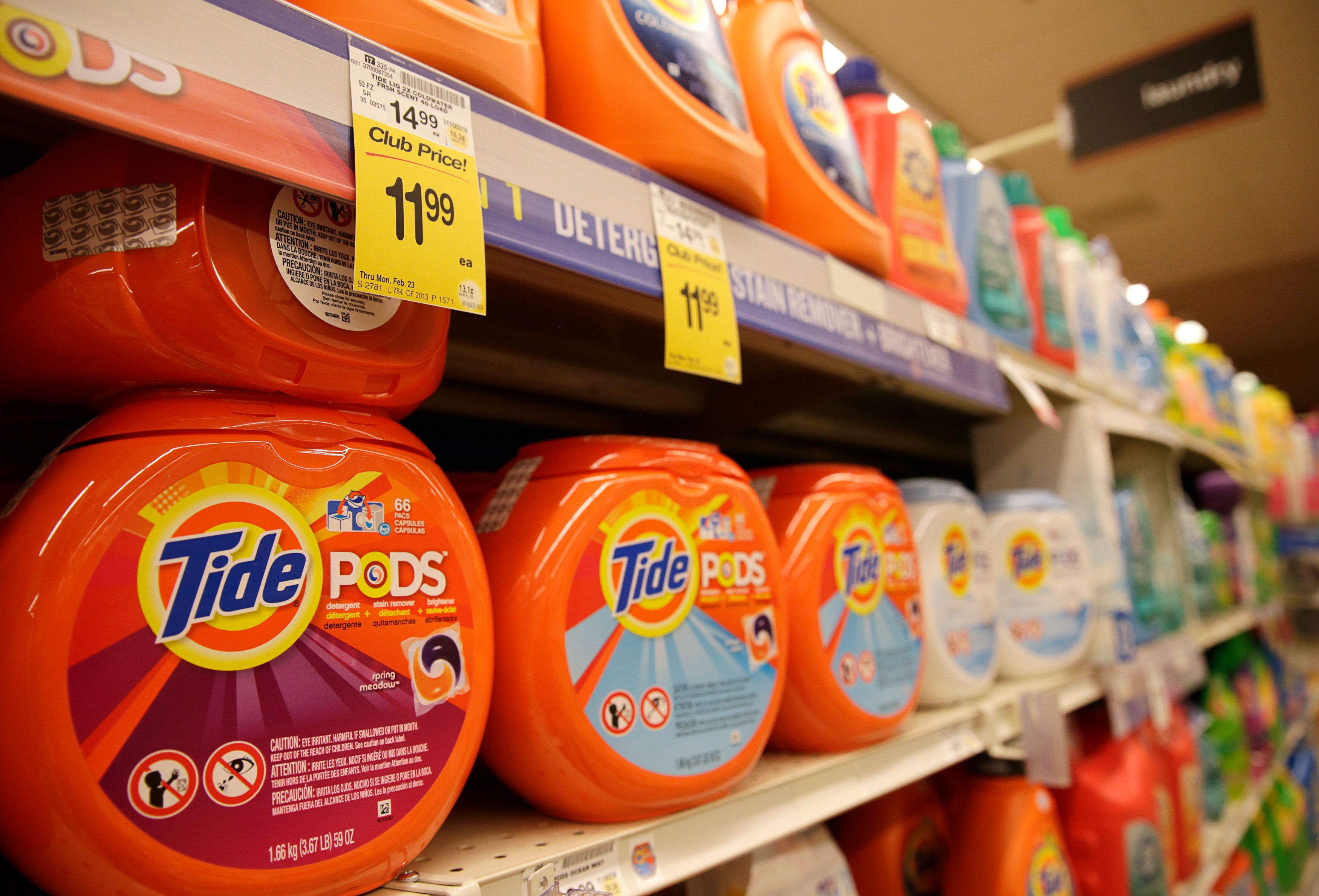 How Worried Should Parents Be About The Tide Pod