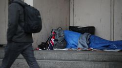 Homeless Shelter Death At Christmas