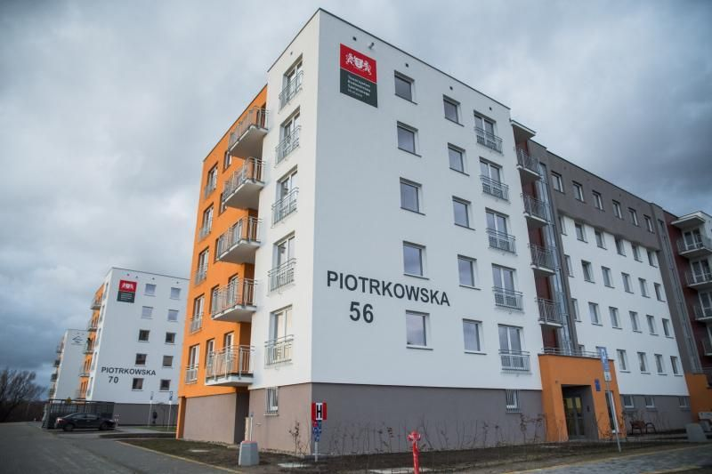 Affordable housing in Gdansk