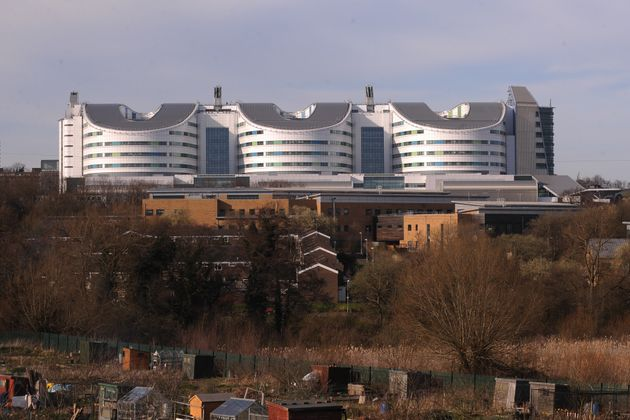 Queen Elizabeth Hospital in Birmingham is one of the biggest PFI projects completed to