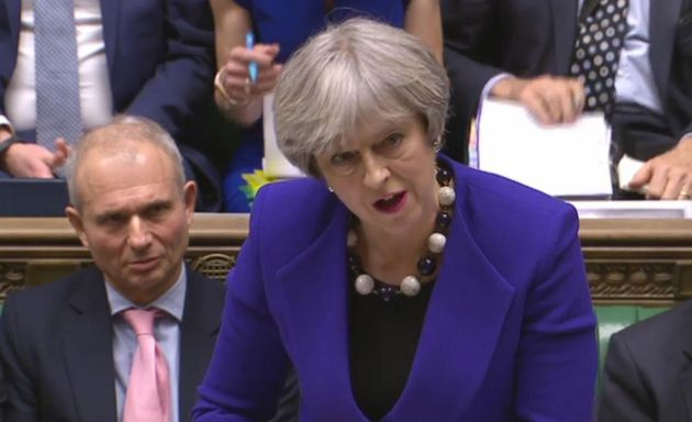 Theresa May promised to look at the