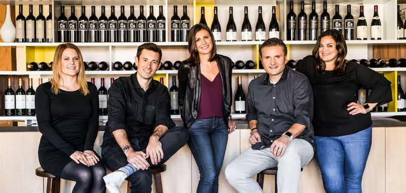 The Uncork Capital team