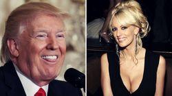 Pornostar Stormy Daniels hatte Sex mit Donald Trump – und dabei nur diesen einen