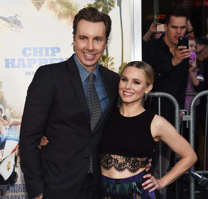"The two at the premiere of ""CHiPS"" on March 20, 2017."