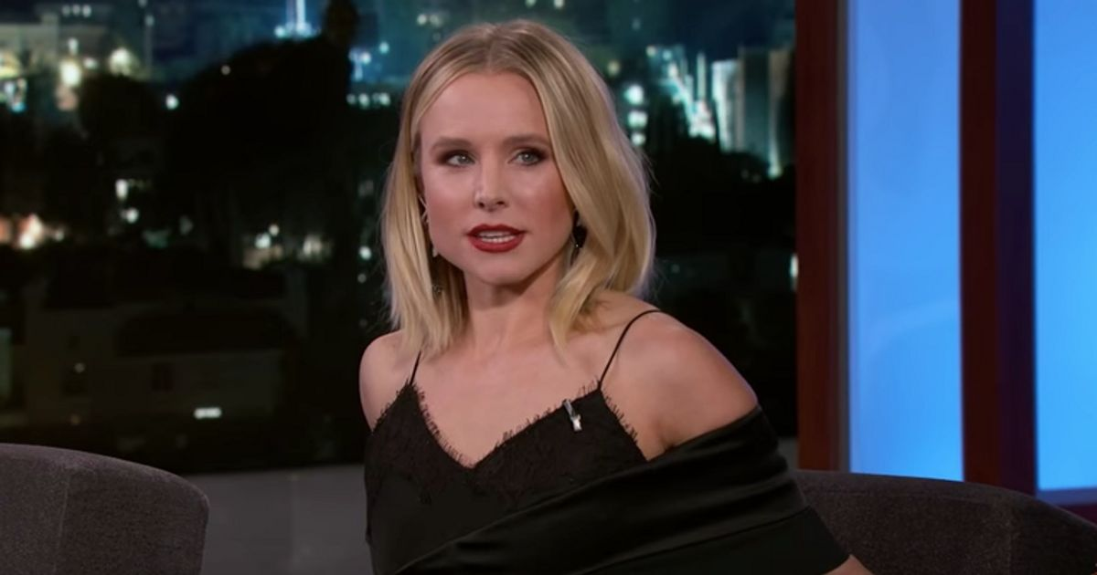 Kristen Bell's Awkward Jay-Z And Dax Shepard Story Will Make You
