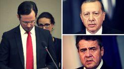 Beschämende Szene im Bundestag: Regierung weicht Frage zu Deals mit Erdogan