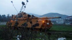 «Άμεση απάντηση» σε απειλές από τη δυτική Συρία υπόσχεται το τουρκικό Συμβούλιο Εθνικής