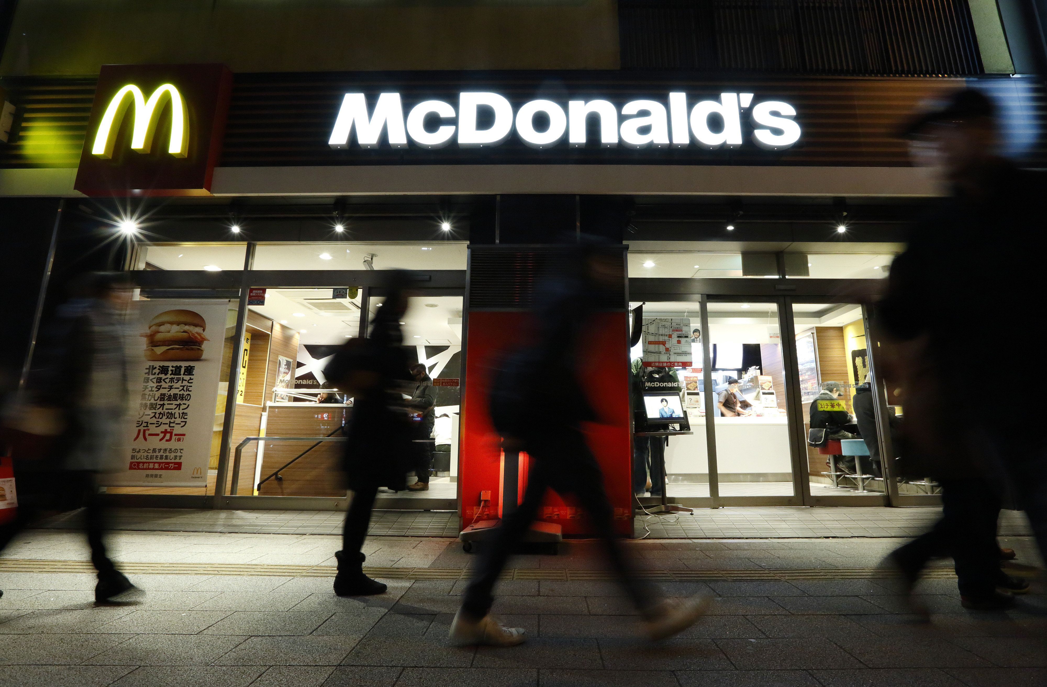 McDonald's Says Its Packaging Will Be 100 Percent Green By