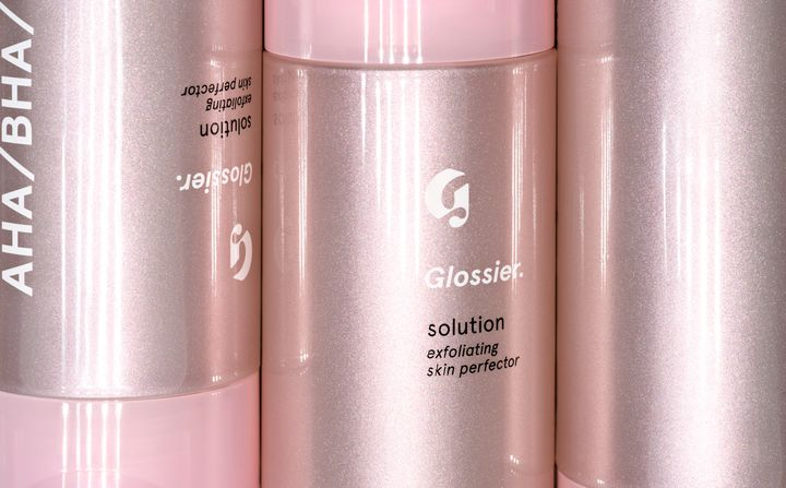 "<a href=""https://www.glossier.com/products/solution"" target=""_blank"">Try Glossier's Solution</a> for only $24.&nbsp;"