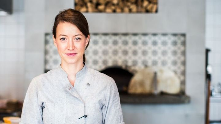 Chef Julia Sullivan says it's important for female and male industry leaders to lead by example intheir businesses and