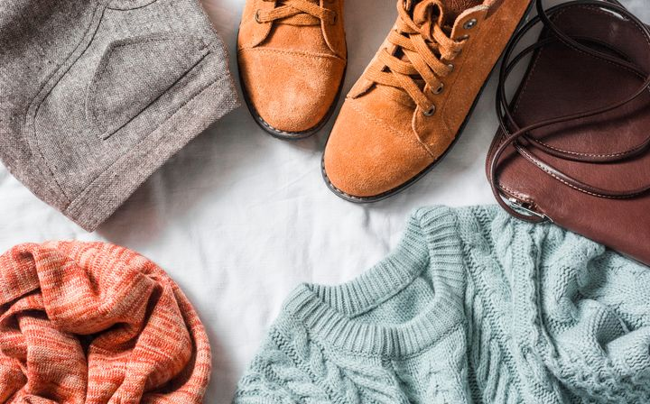 684b487f9a50 Here's Your 10-Piece Winter Capsule Wardrobe Checklist | HuffPost Life