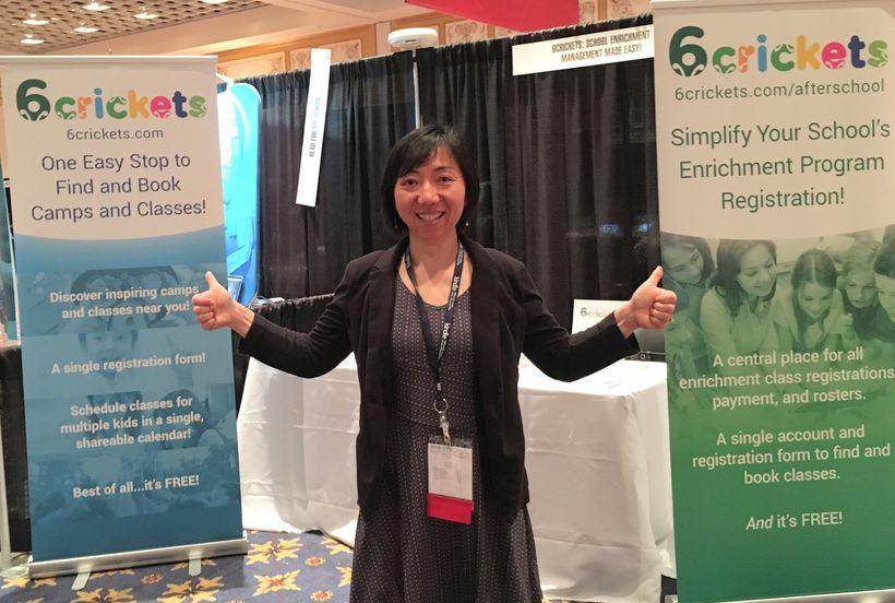Helen Wang, <em>CEO and Co</em>-<em>Founder of 6crickets.com</em>