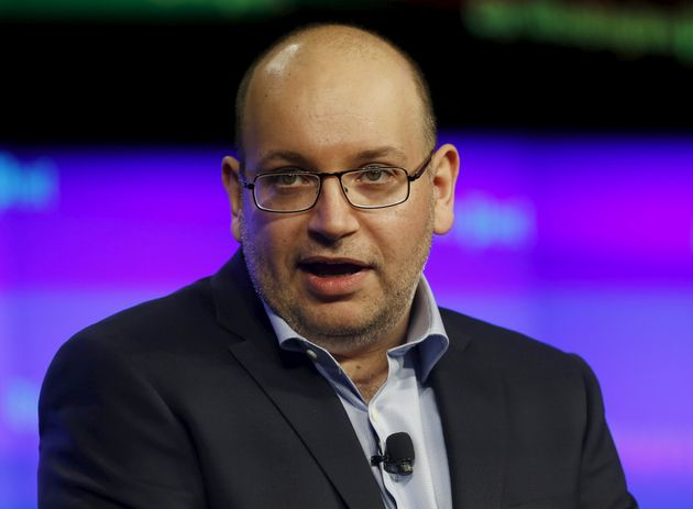 Jason Rezaian speaks in Washington, D.C., shortly after his 2016 release from prison in