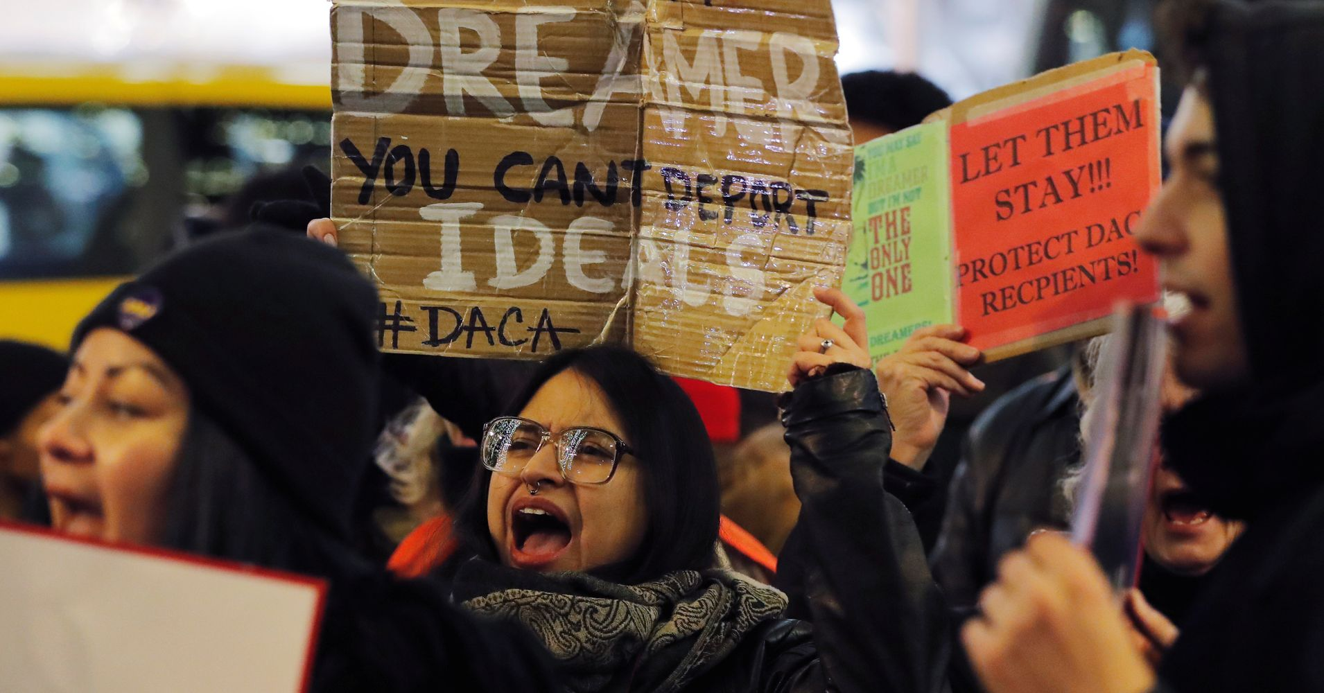 Dreamers Live A Nightmare While Congress Runs Down The Clock