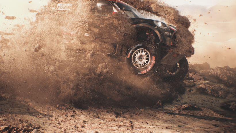 """Dakar 18 Video Game Announcement Trailer: Stills from Trailer by <a rel=""""nofollow"""" href=""""http://realtimeuk.com/"""" target=""""_bla"""
