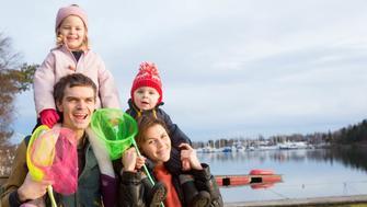 Norway Ingens family
