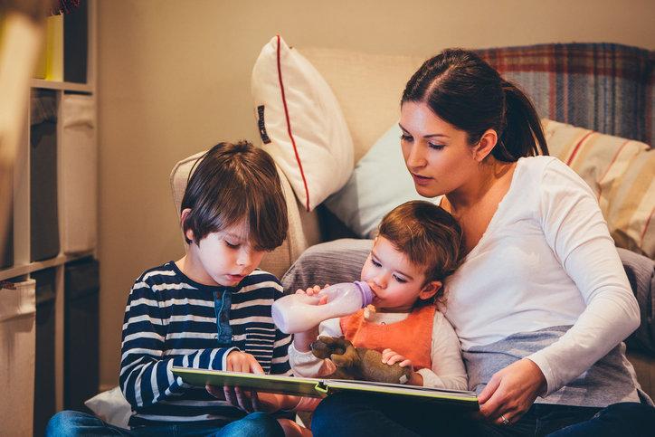 An Familienministerin Barley: Wir brauchen ein Gehalt für Mütter