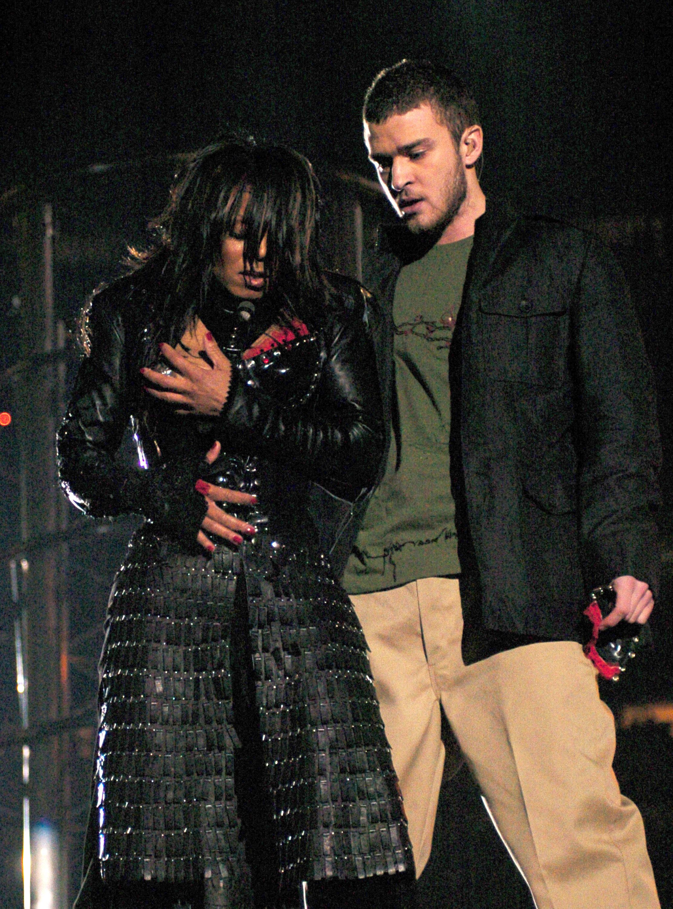 Justin Timberlake Insists He And Janet Jackson Have 'Made Peace' Over Super Bowl Fiasco