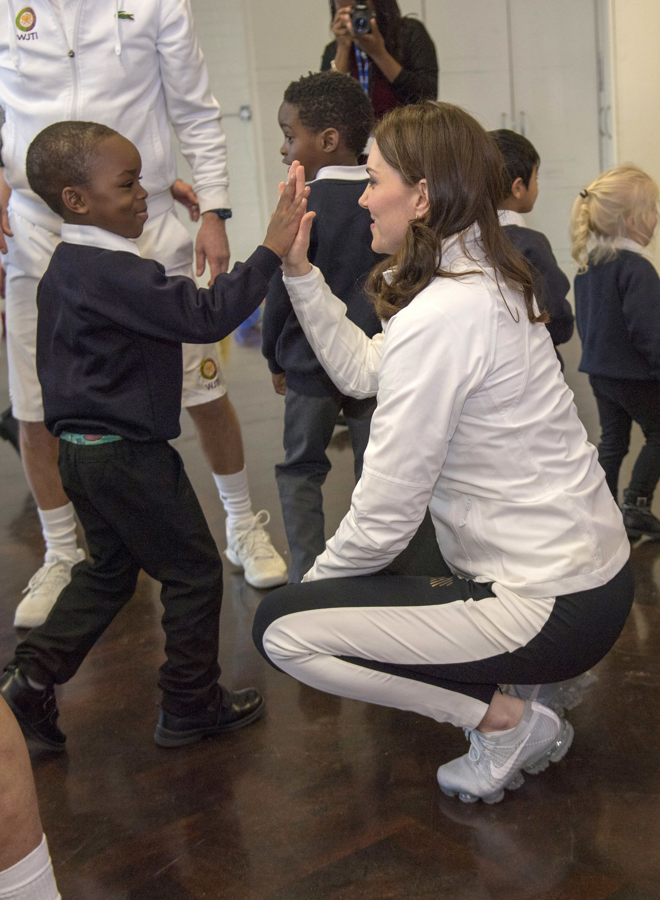 Duchess Of Cambridge To Launch Mental Health Support Programme In