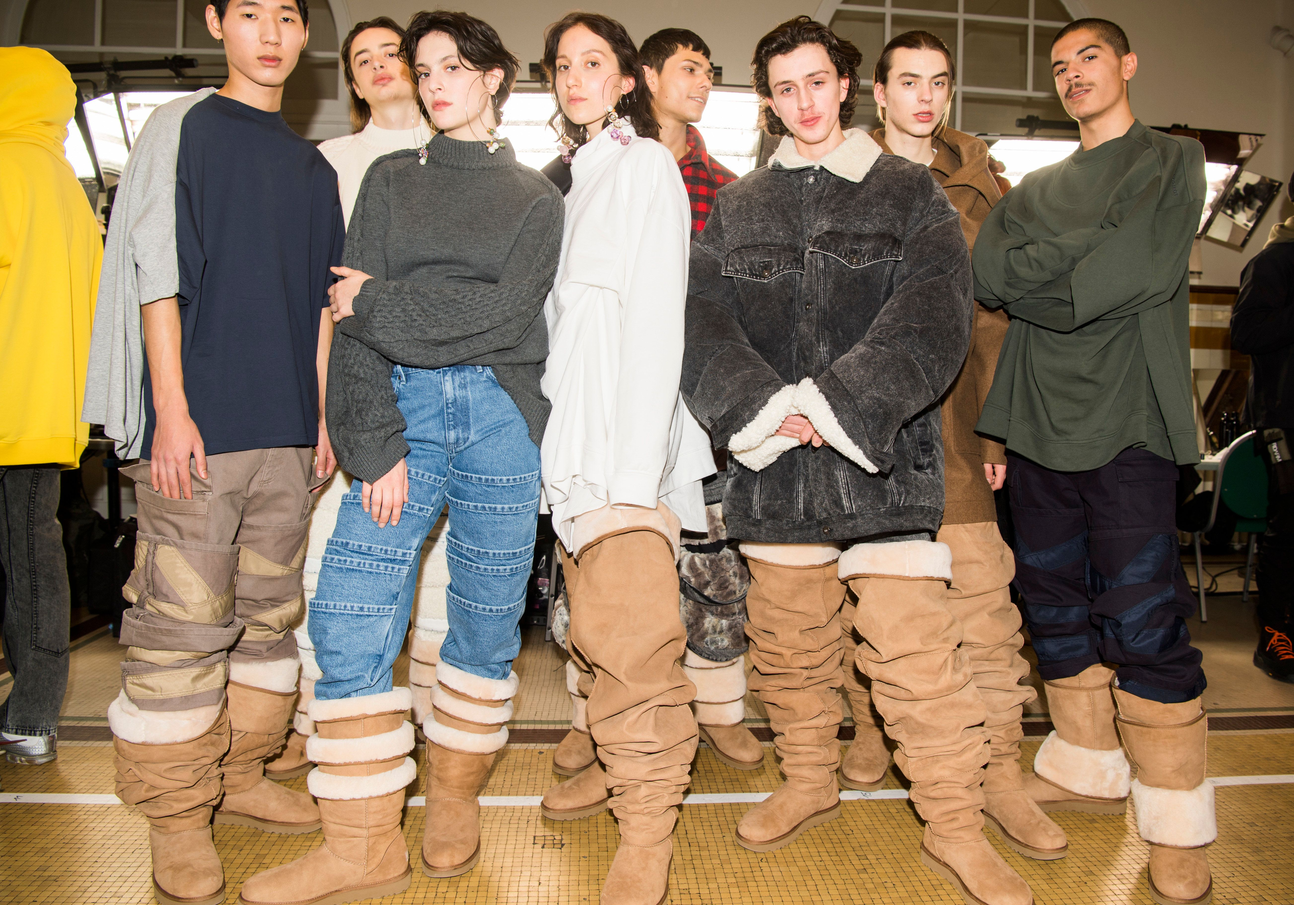 YUP, Thigh-High Uggs Exist and They'll Cost You More Than $1000