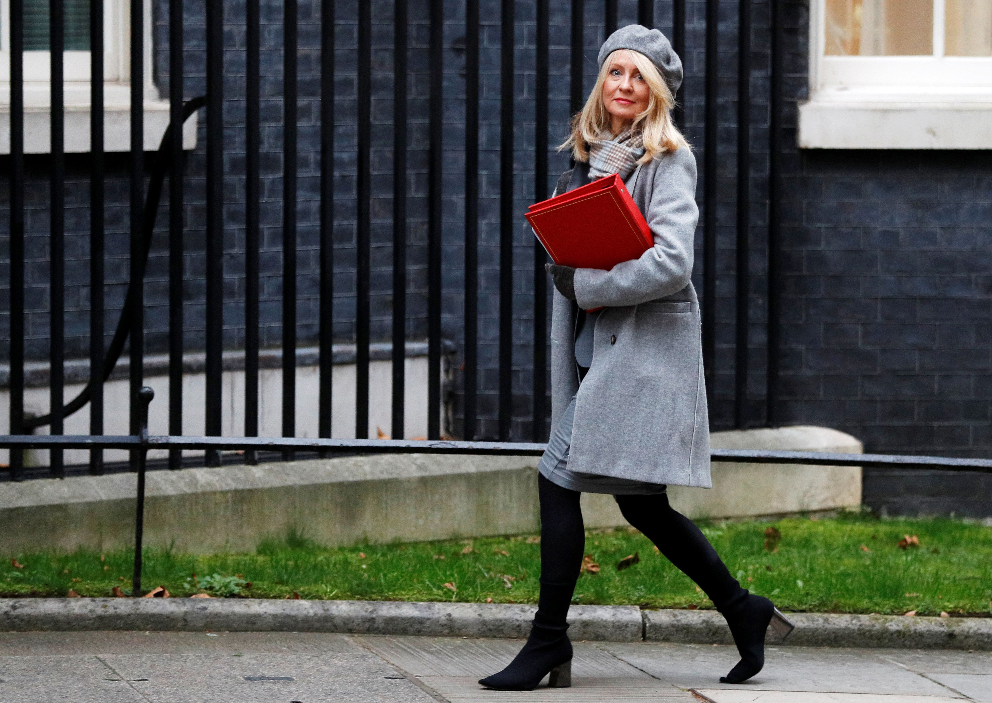 Esther McVey's First Priority Must Be Fixing Employment And Support