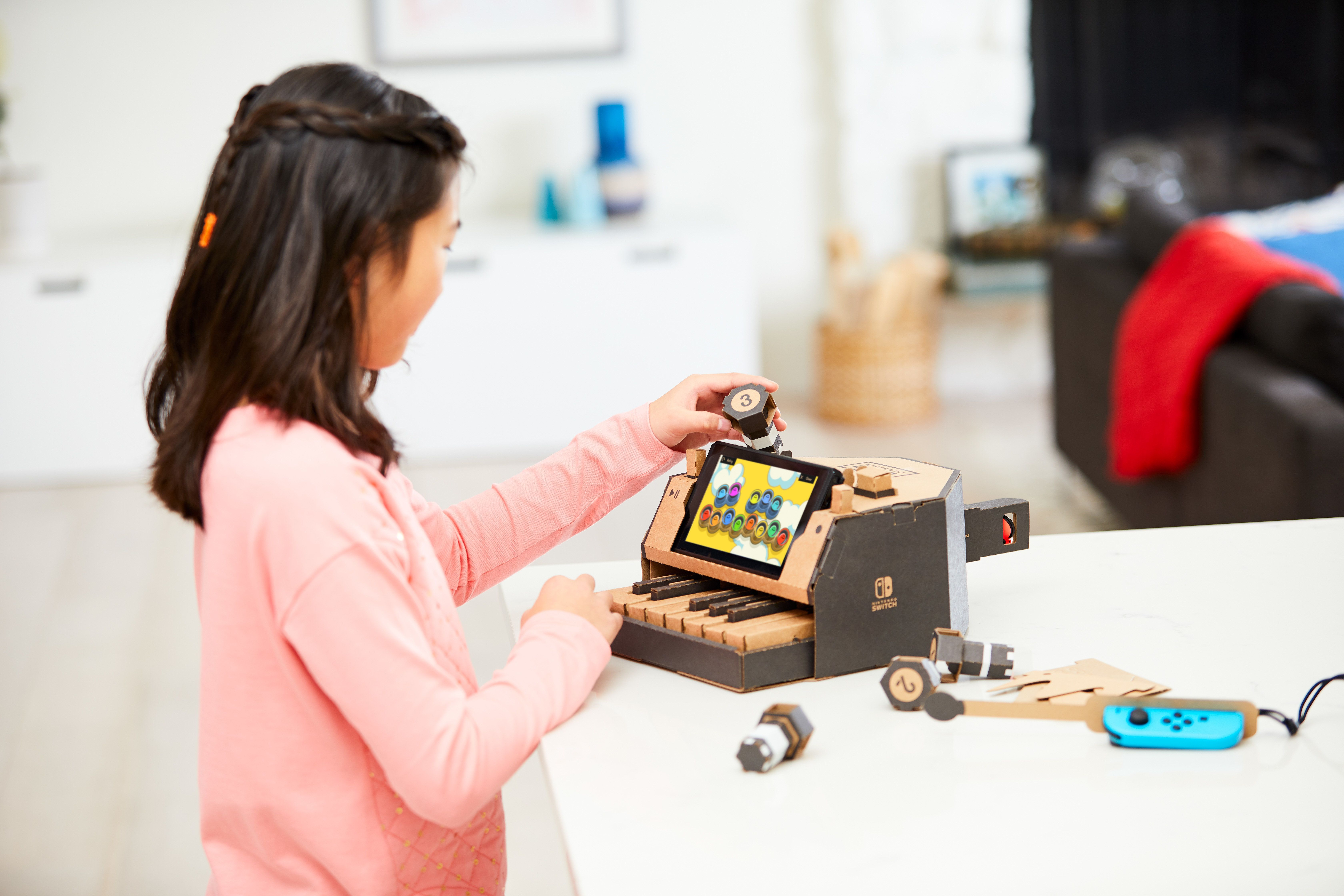 Nintendo Labo Is Everything Your Inner (And Actual) Child
