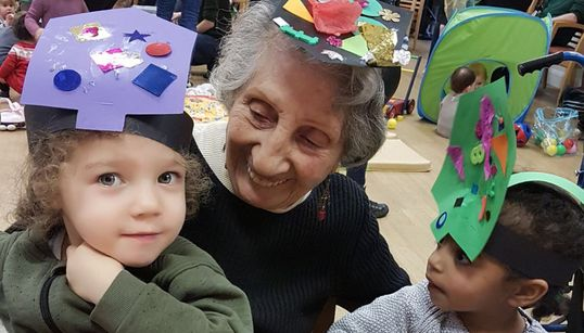 Why Parents Believe Sending Their Kids To Nursery In A Care Home Is A Game
