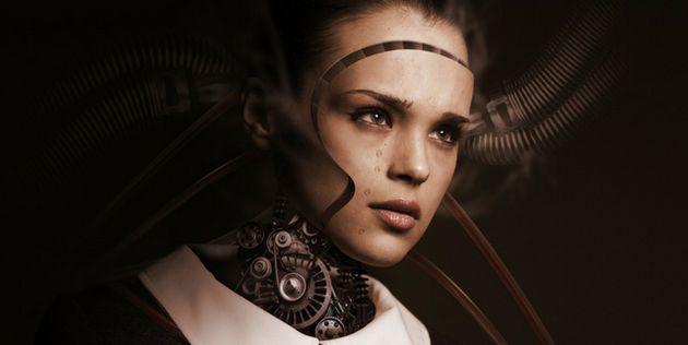 Robot. Artificial