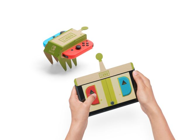 Nintendo Labo: What Is It? When Is It Out In The UK And What's The