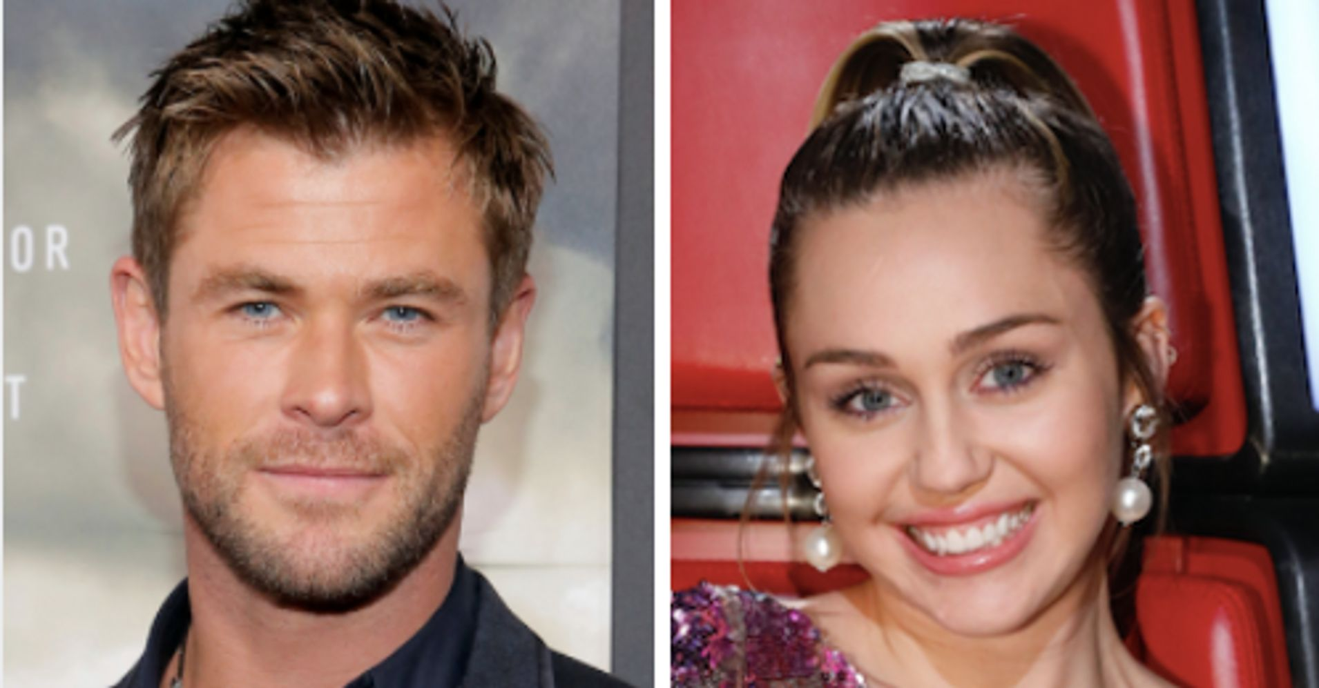 Here's What Chris Hemsworth Thinks About When He's Around Future Sis-In-Law Miley
