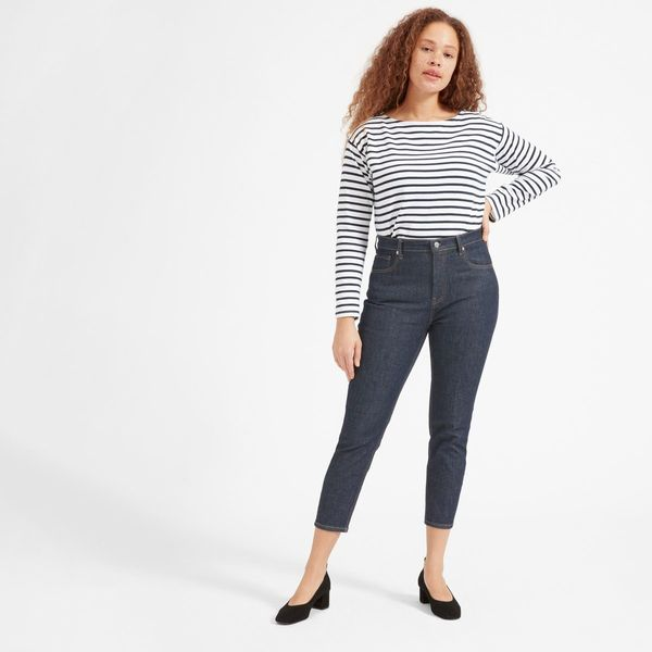Here's How To Find The Best High-Rise Jeans For Your Body ...