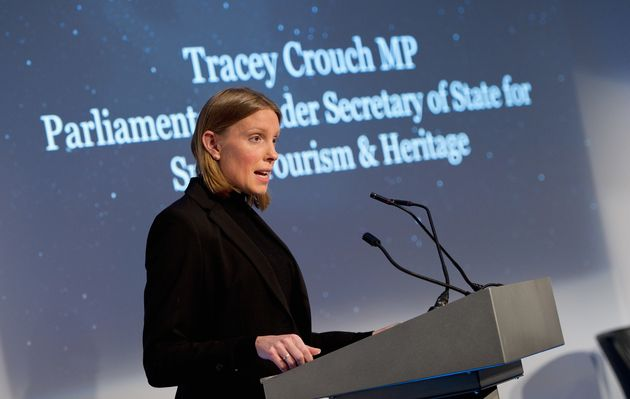 Tracey Crouch, a junior minister for sport and civil society, has been named the U.K.'s first-ever minister...