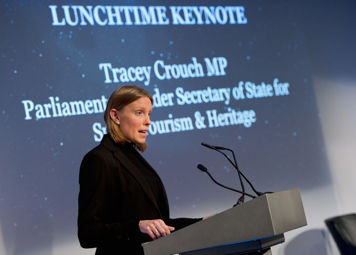 Tracey Crouch,a junior minister for sport and civil society, has been named the U.K.'s first-everminister for loneliness.