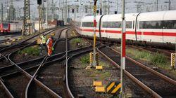 Διακοπή της κυκλοφορίας των τρένων σε όλη τη Γερμανία λόγω της καταιγίδας