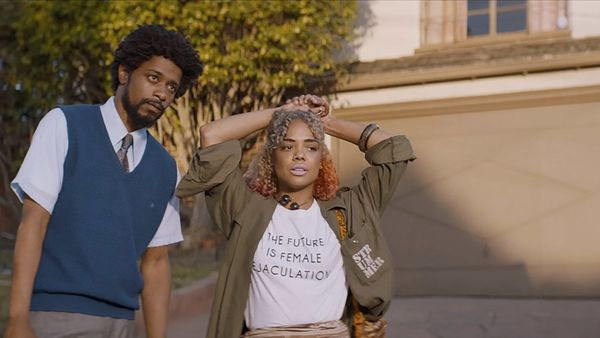 Take a minute to let this movie's credentials soak in. Your fantasy boyfriend Lakeith Stanfield plays a self-effacing t