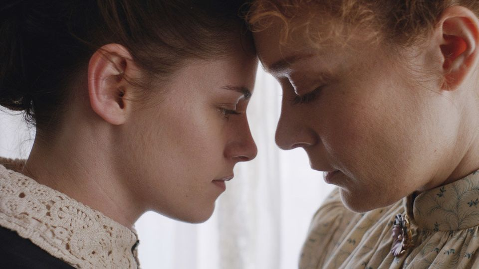 """Take my soul, """"Lizzie."""" I'm trying my damnedest not to get my hopes up for this movie, but it's prett"""
