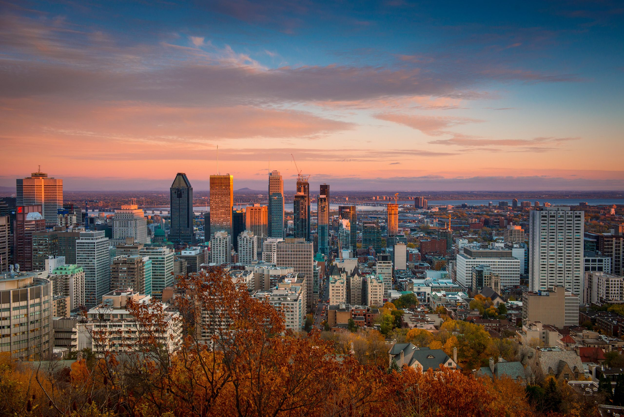 Mobility in Montréal will be at the heart of its fight against air pollution.