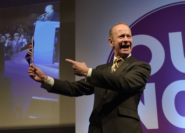 Henry Bolton Could Survive As Ukip Leader Because Party Can't Afford Contest To Replace
