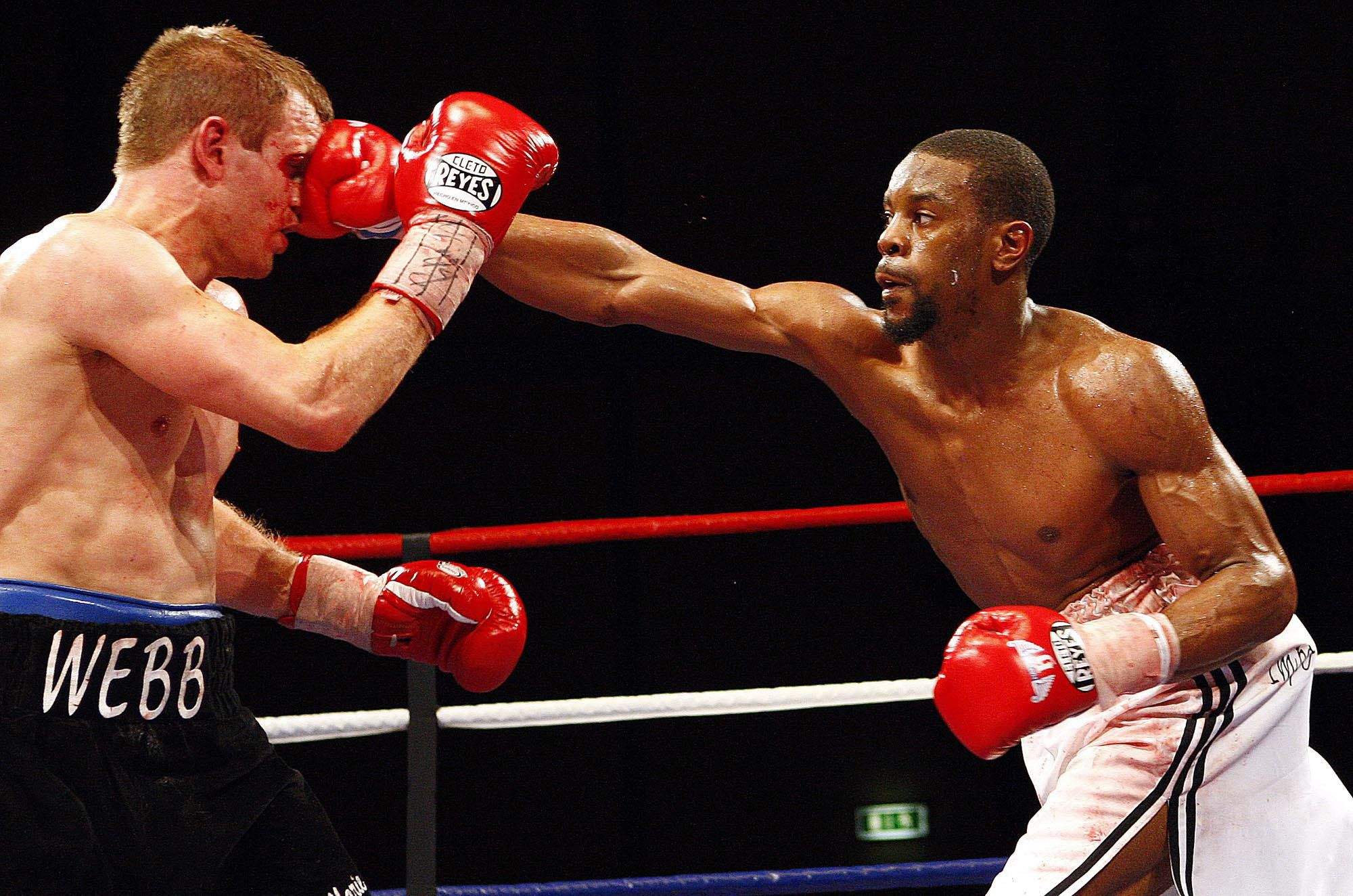 Former Boxing Champion Anthony Small Charged With Terror
