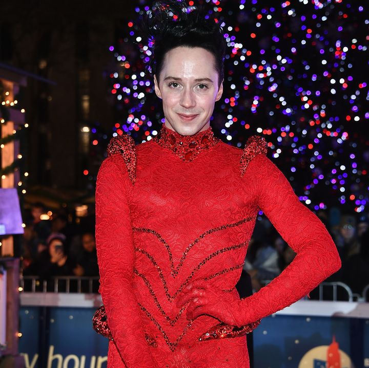Though Johnny Weir has become an LGBTQ rights advocate in recent years, he didn't confirm he was gay until the release of his 2011 memoir.