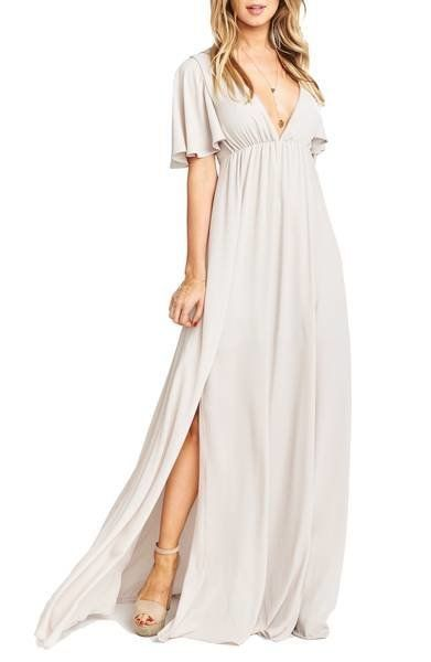 666c71d3b29b 24 Brilliant Bridesmaid Dresses For Winter Weddings   HuffPost Life