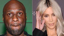 Kim Kardashian Slams Lamar Odom's Mean Interview About Khloe In Just 5
