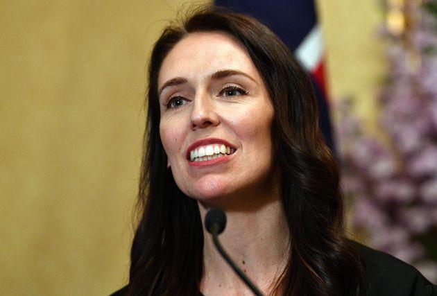 New Zealand Prime Minister Jacinda Ardern Announces