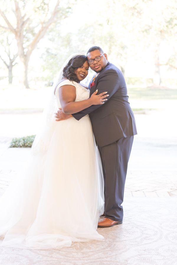 """Nicoleand Andre married in Orlando, Florida."" --<i>Anesha Collins of Unashamed Imaging</i>"