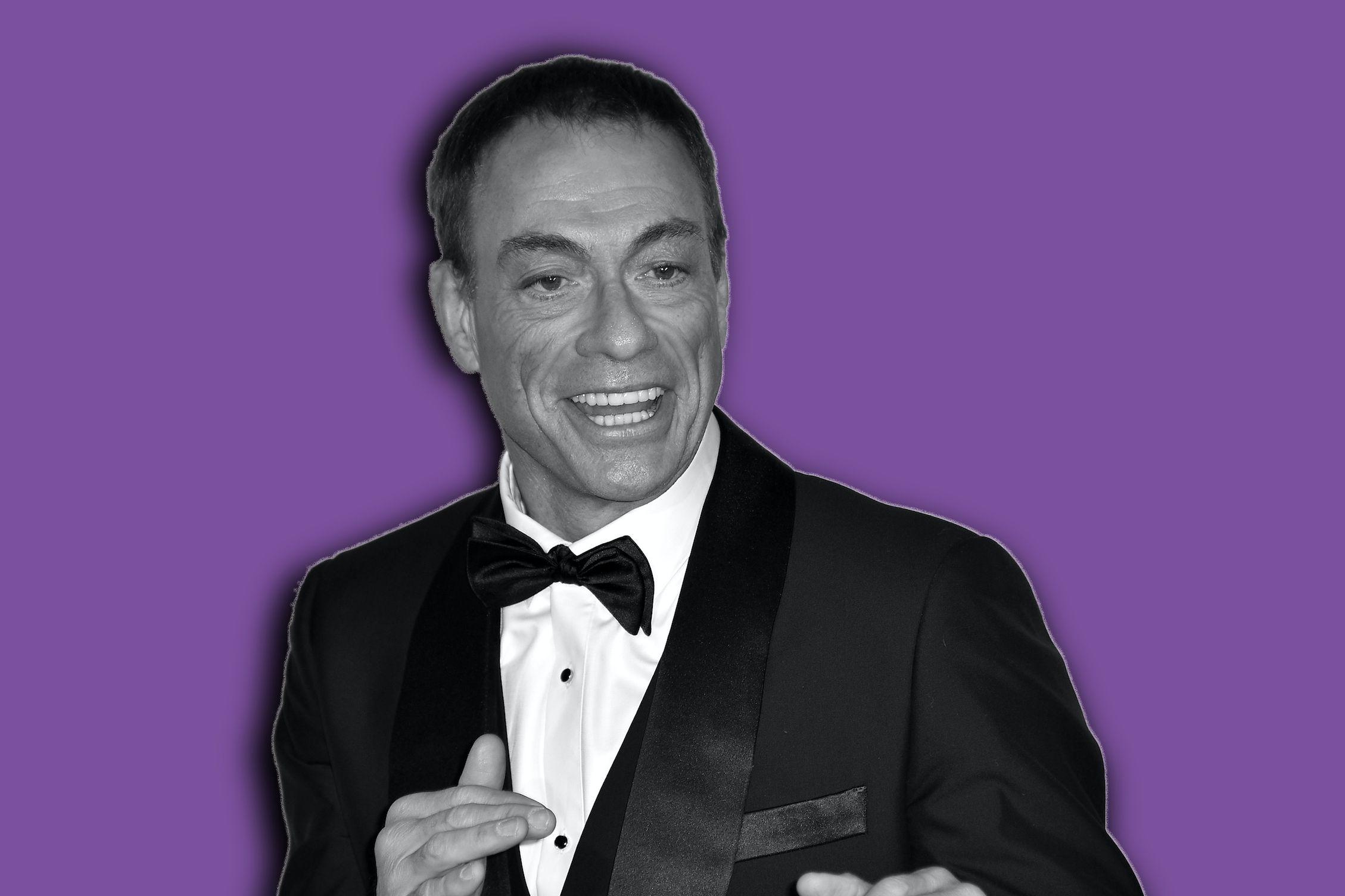 Jean-Claude Van Damme explica por que seu 'soco nas bolas' sempre funciona na vida
