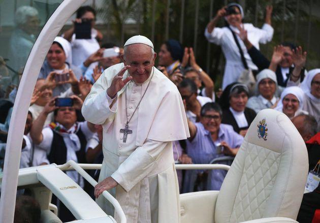 Στο Περού ο πάπας Φραγκίσκος για την αποκατάσταση της κοινωνικής