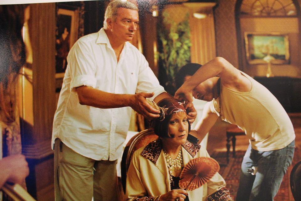 Νύφες, 2003. Σκηνοθεσία: Παντελής...