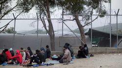 HRW: Ανησυχία για την κατάσταση στα ελληνικά